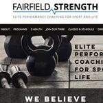 Fairfield Strength profile image.