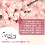 Cordially Invited Events profile image.