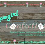 Cowgirl Confections profile image.