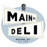 Main St. Deli Buford profile image.