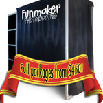 Funmaker Photobooths Bay Area profile image.