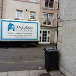 D. Milligan's removals  profile image.