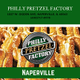 Philly Pretzel Factory - Naperville logo