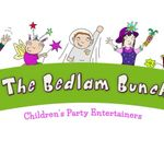 The Bedlam Bunch Children's Entertainers profile image.