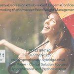 Aloft Hypnotherapy profile image.