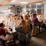 Heather Donis Designs Mobile Paint Parties profile image.