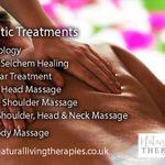 Natural Living Therapies profile image.