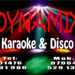 Dynamix Karaoke and Disco  profile image.