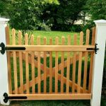 Young's Fencing & Landscaping profile image.