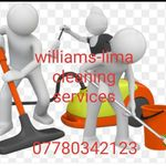Williams-Lima cleaning services profile image.