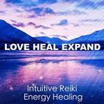 Love Heal Expand-Intuitive Reiki Energy Healing profile image.