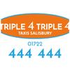 Triple 4 Triple 4 Taxis Salisbury profile image