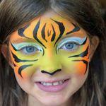 DazzleDay Face Painters profile image.