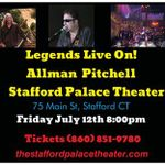 The Stafford Palace Theater profile image.