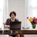 Denise Harris Executive Coaching & Corporate Consulting profile image.