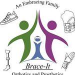 Brace-It Orthotics & Prosthetics profile image.