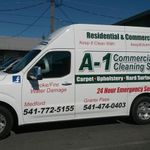A-1 Commercial Cleaning Services profile image.