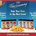 Chef's Fun Foods profile image.
