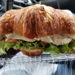 La Baguette Bakery and Catering profile image.