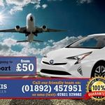 Tunbridge Wells reliable taxis profile image.