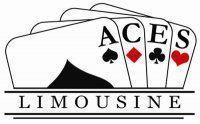 Aces Limousine logo