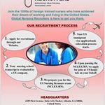 Global Nursing Recruiters profile image.