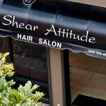 Shear Attitude Hair Salon profile image.