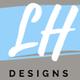LH Designs logo