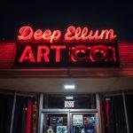 Deep Ellum Art Company profile image.