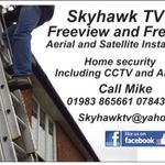 Skyhawk Television  Services profile image.