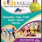 Kids Mobile Fitness Classes