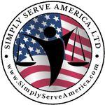 Simply Serve America profile image.
