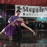 Steppin Out Ballroom profile image.