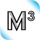 M3 Music Media Marketing logo