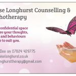 Denise Longhurst Counselling and Psychotherapy profile image.