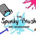 The Spunky Brush Art Workshop profile image.