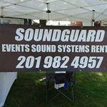 SOUNDGUARD EVENTS SOUND SYSTEMS  profile image.