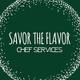 Savor the Flavor - Chef Services logo