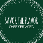 Savor the Flavor - Chef Services profile image.