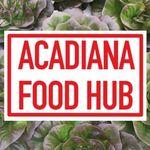 Acadiana Food Hub profile image.
