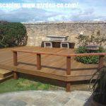 Garden Construction Company profile image.