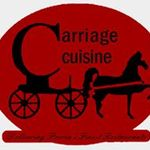 Carriage Cuisine profile image.