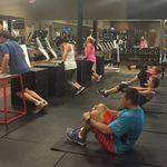 Training Grounds Fitness profile image.