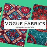 Vogue Fabrics profile image.