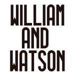 William and Watson profile image.