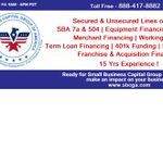 Small Business Capital Group of Amercia profile image.