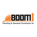 Boom Painting & General Contractor LLC profile image.