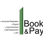 Books & Pay profile image.