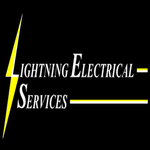 Lightning Electrical Services profile image.