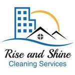 Rise and shine cleaning services profile image.